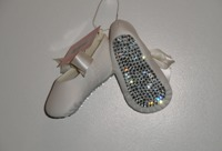 Blinged up Baby Shoes!