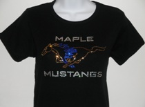 Maple Mustangs