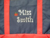 Miss Smith Tote