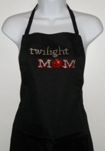 Twilight Mom apron