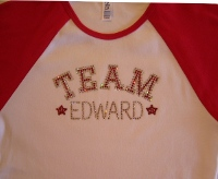 TEAM EDWARD (red & white)